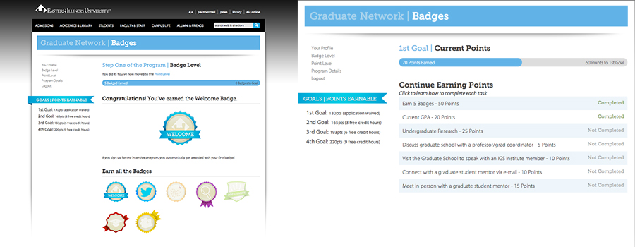 Graduate Network for Undergraduates